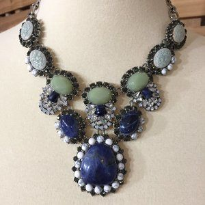 Tangiers statement necklace